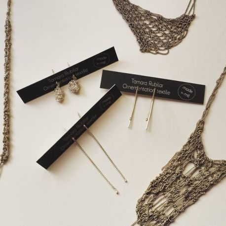 Maille de chaine jewelry collection