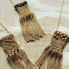 Bijoux textiles collection