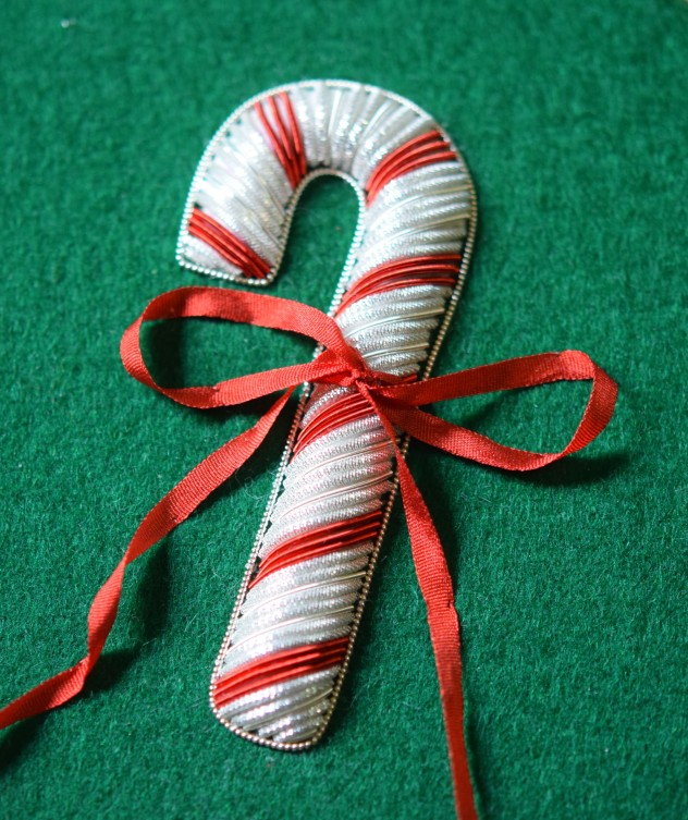 Candy Cane Kit Cover